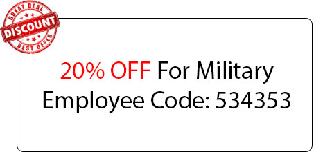 Military Employee Discount - Locksmith at Elmhurst, NY - EL Locksmith & Car Keys